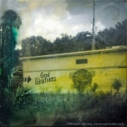 Good Vibrations Old Florida - 12x12
