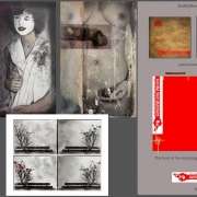 Three Images and Catalog-Songzhuang International Photo Bienale
